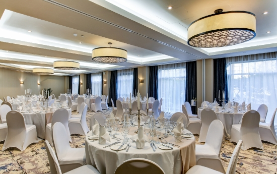 Trueman Suite - Banqueting Style