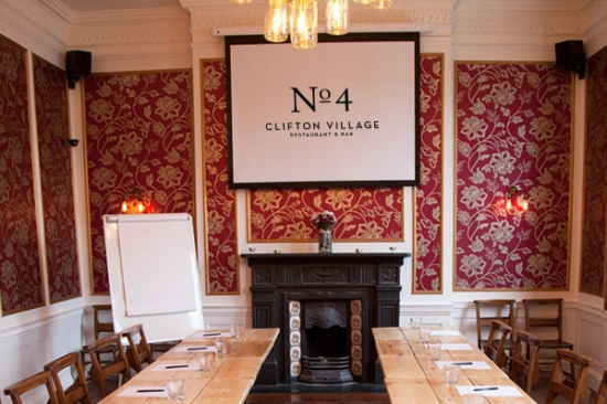 No.4 Clifton Village