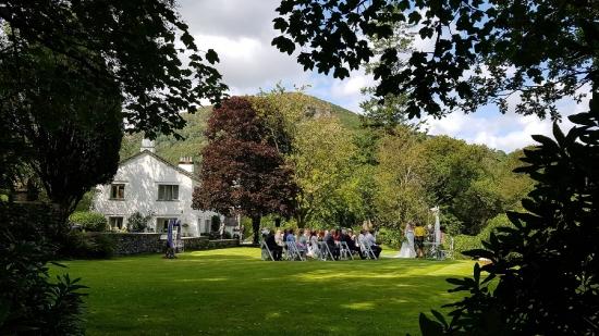 Cote How Lakeland Weddings