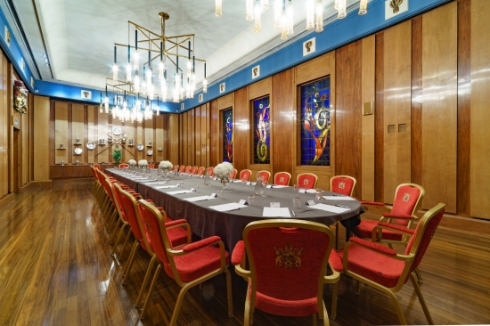 The Livery Hall meeting