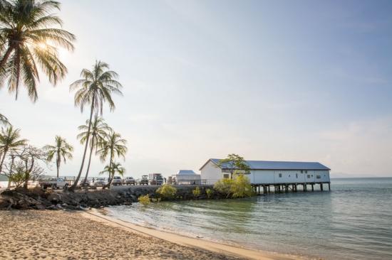 Port Douglas Sugar Wharf