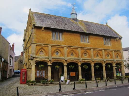 The Market House Castle Cary