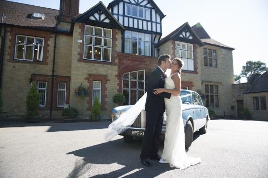 Burrows Lea Country House Wedding Venue