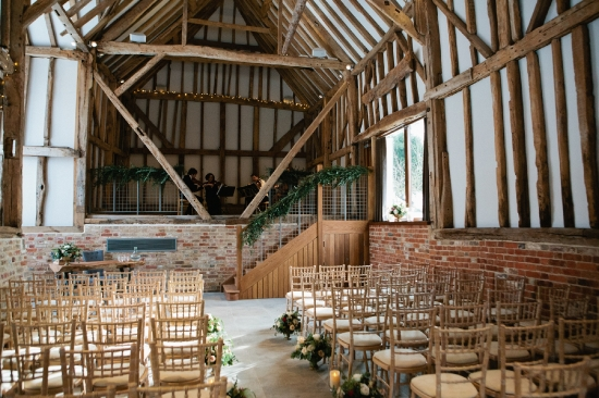 The Oak Barn Civil Ceremony