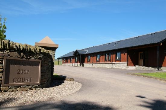 Kingennie Court Corporate Lodge