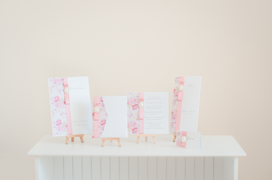 Cute As Can Be Bridal Stationery