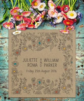 Paperchain Wedding Stationery