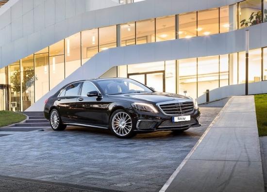 Mercedes S Class LWB