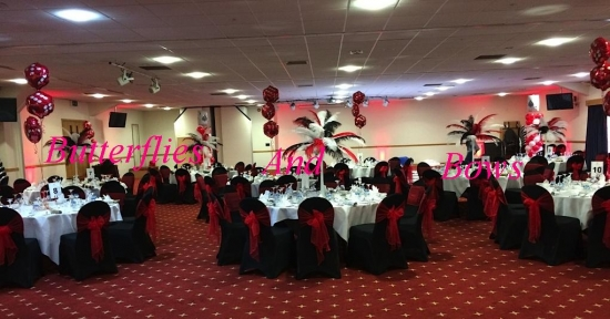 Casino and other Themed Party decorations