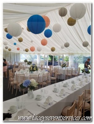 Laceys Event Services Ltd