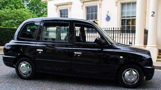 City of London Black Taxis
