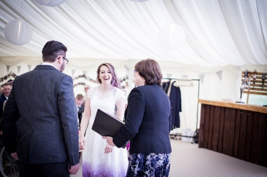 Susan Foxall Ceremonies