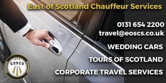 East Of Scotland Chauffeur Services
