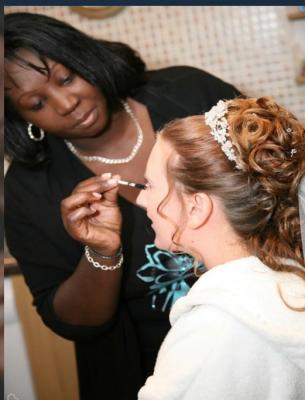 Trish Rawlins Makeup Artist
