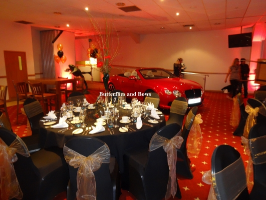 party and event decorations