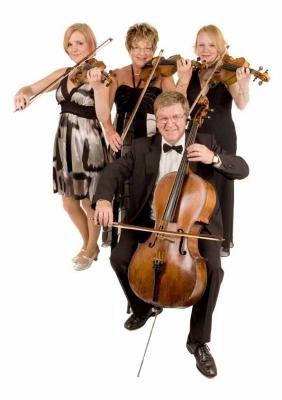 the Spring Quartet, the family string quartet